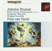 Brumel;Misa Et Ecce Terrae