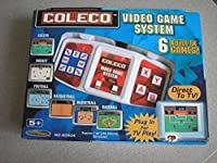 Coleco Video Game System 6 Games [並行輸入品]