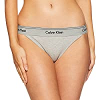 Calvin Klein Women's Heritage Athletic High Leg Tanga Brief