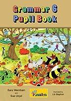Grammar 6 Pupil Book: In Precursive Letters (British English edition)