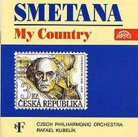 スメタナ:連作交響詩「わが祖国」 全曲 [Import] (Smetana: Ma vlast)
