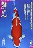 鱗光 2013ー6 第30回記念錦鯉全国若鯉品評会