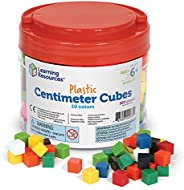 Learning Resources Centimeter Cubes