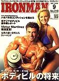 IRONMAN (アイアンマン) 2008年 09月号 [雑誌]
