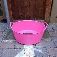 タブトラッグス シャロウ/tubtrugs:shallow:ピンク【ランドリーボックス/ランド リーバッグ】