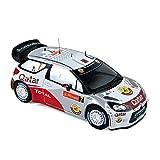 ノレブ 1/18 シトロエン DS3 WRC 2012年ポルトガルラリー Al-Attiyah/Bernacchini 完成品
