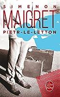 Pietr Le Letton (Ldp Simenon)