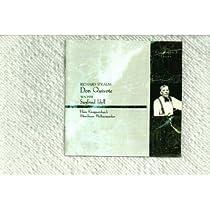 ワーグナー:ジークフリート牧歌/R・シュトラウス:交響詩「ドン・キホーテ」