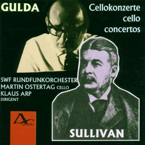 Sullivan: Concerto for Cello