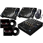 Pioneer DJ パイオニア / DJM-750 MK2 + PLX-1000 DJセット