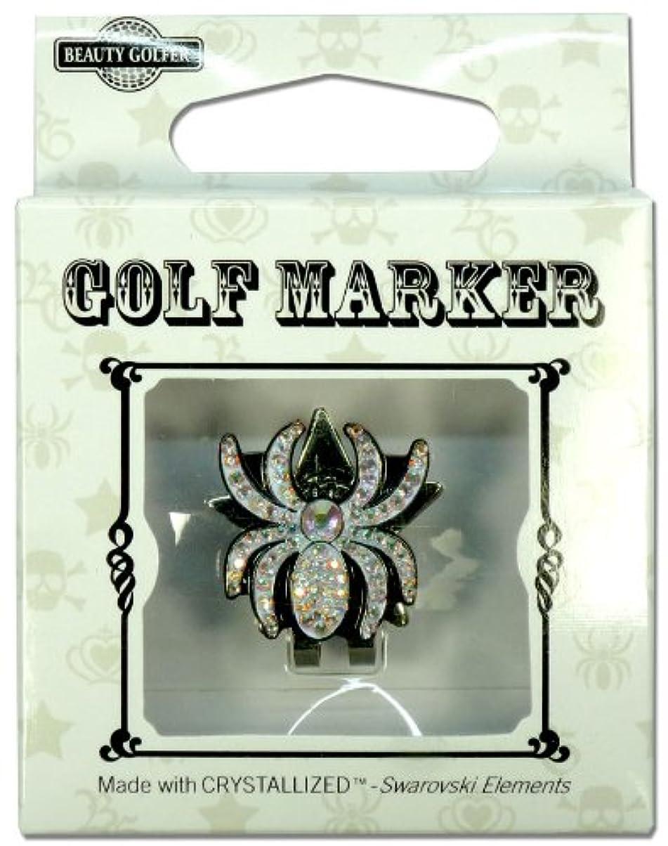 神社結婚した正確ゴルフ マーカー BG-14 クモ