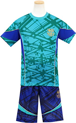 FCバルセロナ 半袖Tシャツ&ハーフパンツセット【ccf472803】・・・