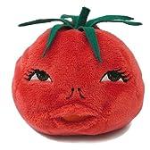 トマトさん お手玉 ぬいぐるみ 高さ9cm
