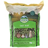 Oxbow 7118870P O141 Farm-Fresh Oat Hay Small Animals Food, 15oz