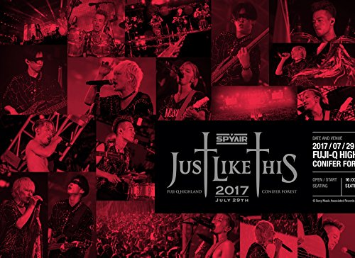 JUST LIKE THIS 2017(初回生産限定盤) [...
