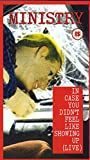 In Case You Didn't Feel Like Showing Up (LIVE) [VHS] [Import]
