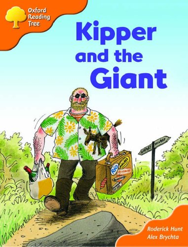 Oxford Reading Tree: Stages 6-7: Storybooks (Magic Key): Kipper and the Giantの詳細を見る