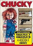 チャイルド・プレイ 2枚組4作品Chucky: The Killer Collection [DVD] [Import]
