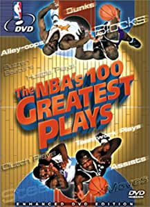 Nba's 100 Greatest Plays [DVD] [Import]