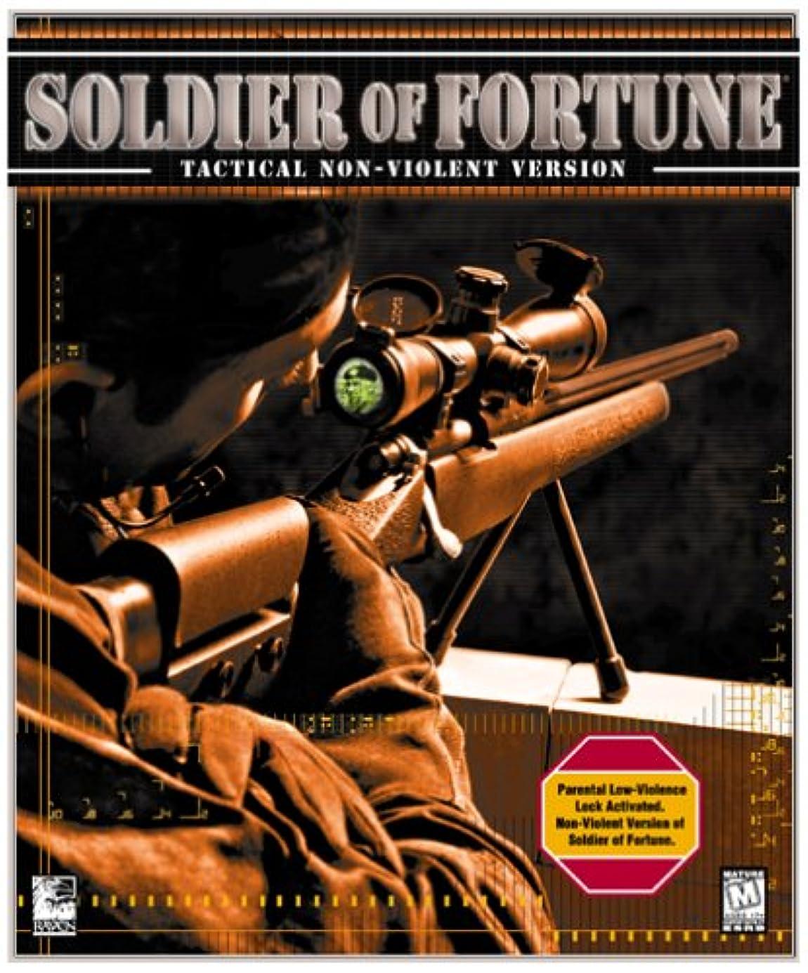高い数値札入れSoldier of Fortune Tactical (輸入版)