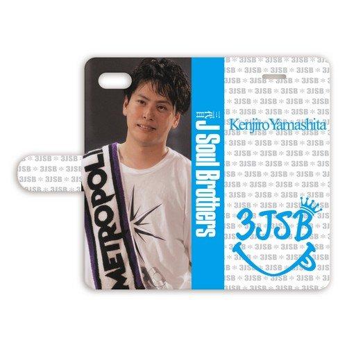 iPhone8/7 手帳型ケース 【山下健二郎】 070...