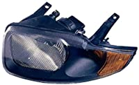 Depo 335-1125L-AS Chevrolet Cavalier Driver Side Replacement Headlight Assembly [並行輸入品]