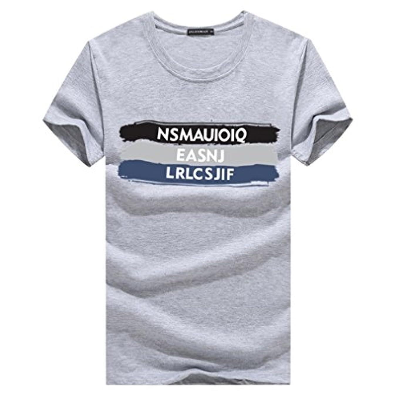 しわ摘むスパークSmaidsxSmile(スマイズ スマイル) トップス Tシャツ カットソー 半袖 シンプル 丸首 Uネック ロゴ 英字 柄 メンズ