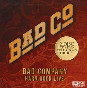 Hard Rock Live (Bonus Dvd)