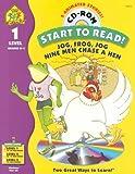 Jog, Frog, Jog (Start to Read, Level 1)