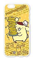 サンリオ ◆ キャラクター スマートフォン シェル ハード ケース / ポムポムプリン 【pn1416】 iPhone 6s / 6 5s / 5 4 / 4s GALAXYS 6 6Edge 5 4 XperiaZ 5 4 3 3C A A2 A4 (iPhone5c)