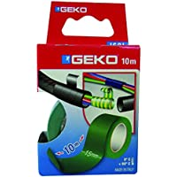 GEKO アイソレーション テープ mm 15 x 10 メーターグリーン 箱入り ワンサイズ