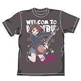 けいおん! 平沢唯Tシャツ チャコール サイズ:M