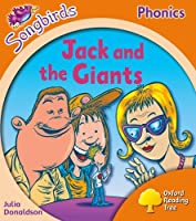 Jack and the Giantslocal Teacher's Material Level 6 (Oxford Reading Tree Songbirds Phonics)