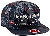 プーマ スポーツウェア 【 Red Bull 】 レッドブル F1 Racing Team オフィシャル ブロック スナップバック CAP