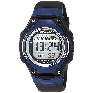 [アリアス]ALIAS 腕時計 デジタル DASH 5気圧防水 ウレタンベルト ネイビー ADWW16033DJ3 メンズ