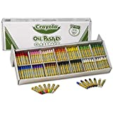 Crayola 336 Oil Pastels Classpack (12 Colors),Crayons