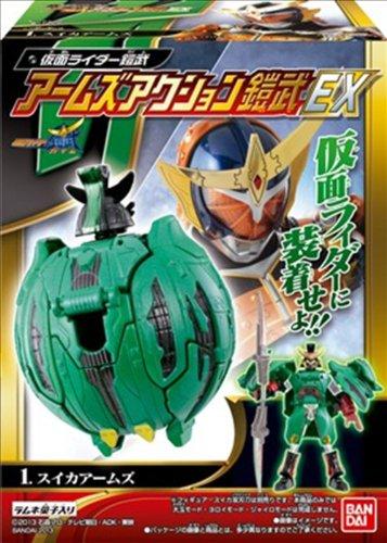 仮面ライダー鎧武 アームズアクション鎧武EX BOX(食玩)