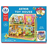 STORYTIME TOYS Arthur's Toy House Book and Playset - PBS Kids :: Take Apart STEAM Educative Toys
