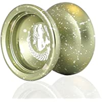 Magic YoYo N12 Yo-Yo - Green with Silver Acid Wash by Magic Yo [並行輸入品]