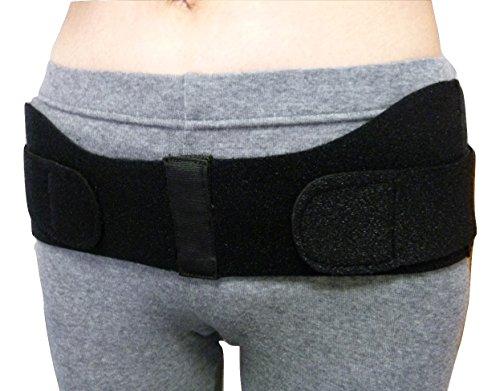 ボノルム bonorum 産後用 骨盤ベルト 骨盤 引き締め 産後 ダイエット 骨盤サポート 腰痛予防 フリーサイズ 黒