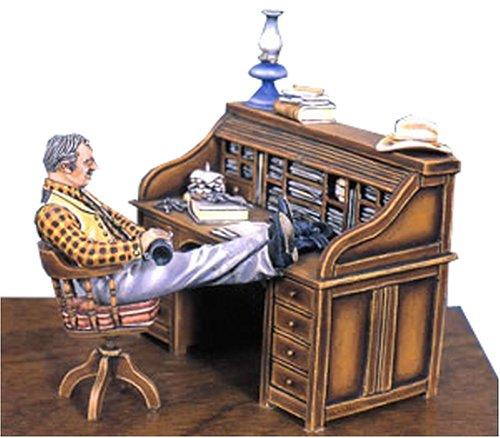 アンドレアミニチュアズ S4-S2 The Marshal´s Office (1880)