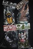 ウルトラマン 一番くじ デフォルメ 怪獣ソフビ貯金箱4種セット