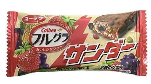 有楽製菓 フルグラサンダー 1本×20本