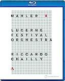 マーラー:交響曲第8番変ホ長調「千人の交響曲」[Blu-ray/ブルーレイ]