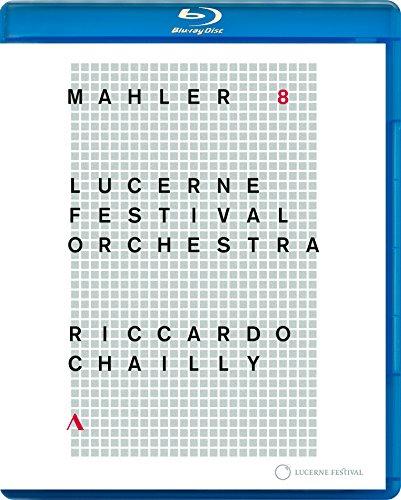 Mahler: Symphony No 8 Lucerne Festival Orchestra [Blu-ray] [Import]