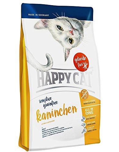 HAPPY CAT センシティブ グレインフリー カニンヘン...