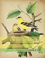 Victorian Garden: Greyscale Colouring Book 2