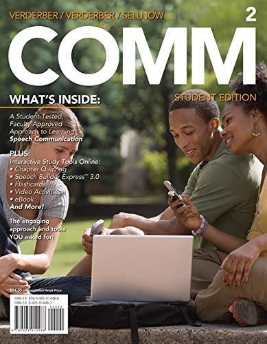Download COMM2 (Engaging 4ltr Press Titles for Communication) 0495914487