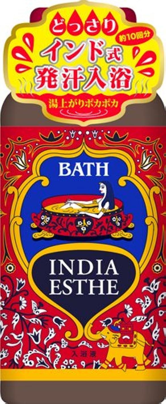 活性化ふくろう中央インドエステ 入浴液 サンダルウッドの香り ボトル 510mL