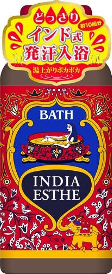 冊子目的発見するインドエステ 入浴液 サンダルウッドの香り ボトル 510mL